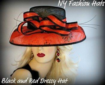 Ladies Red Black Turquoise White Beige Straw Designer Hat Dress Hats