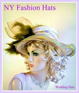 White Olive Green Gold Yellow Soft Purple Designer Hat Ladies Hats B2