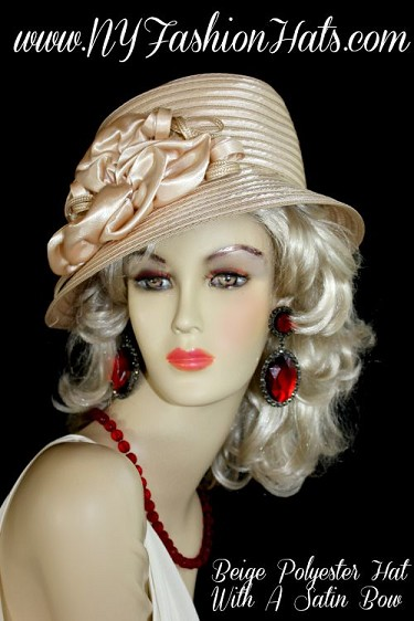Beige Black Designer Fashion Casual Hat Ladies Fashion Hats 9MJS